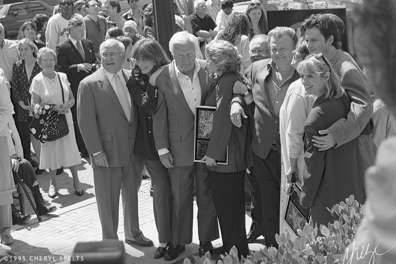 Hollywood Walk of Fame // Photo: Cheryl Spelts