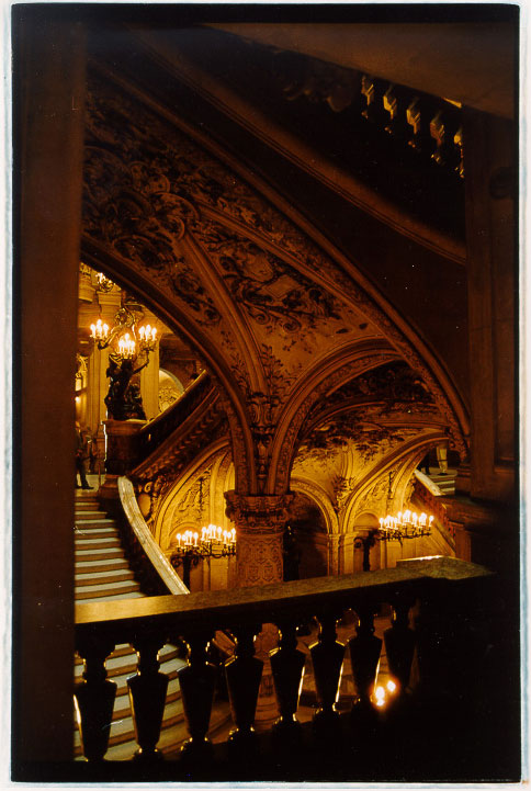 Palais Garnier // Photo: Cheryl Spelts