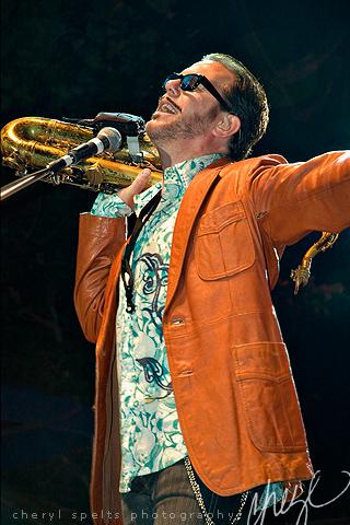 Kirk Pengilly // Photo: Cheryl Spelts