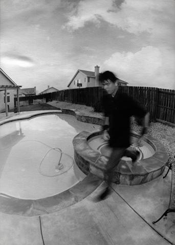 Patrick in Suburbia // Photo: Cheryl Spelts