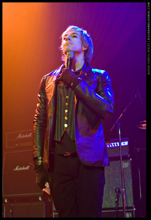 Marty Casey | Hammerfest 2008 // Photo: Cheryl Spelts