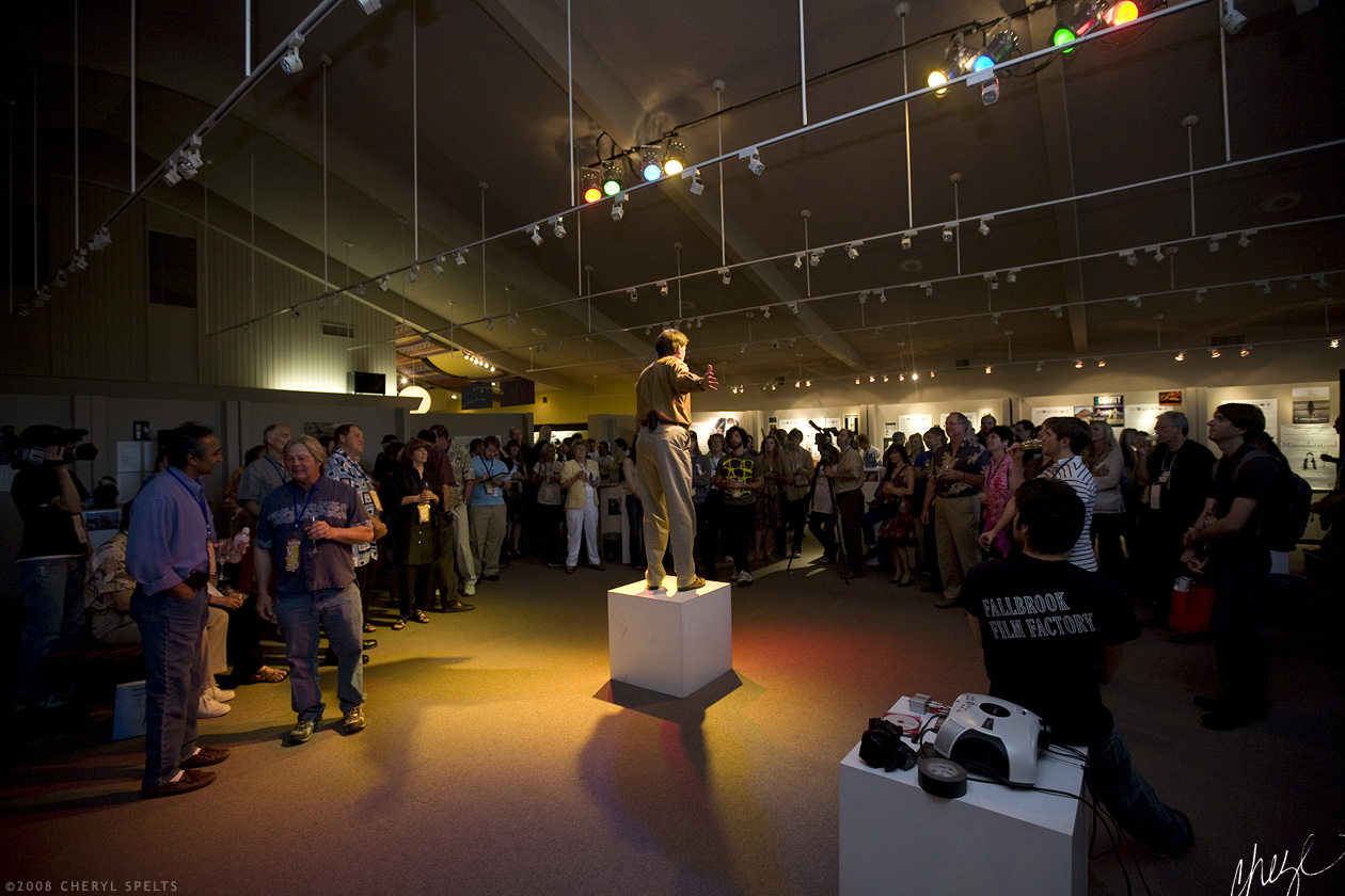 Fallbrook Film Festival, Opening Night // Photo: Cheryl Spelts