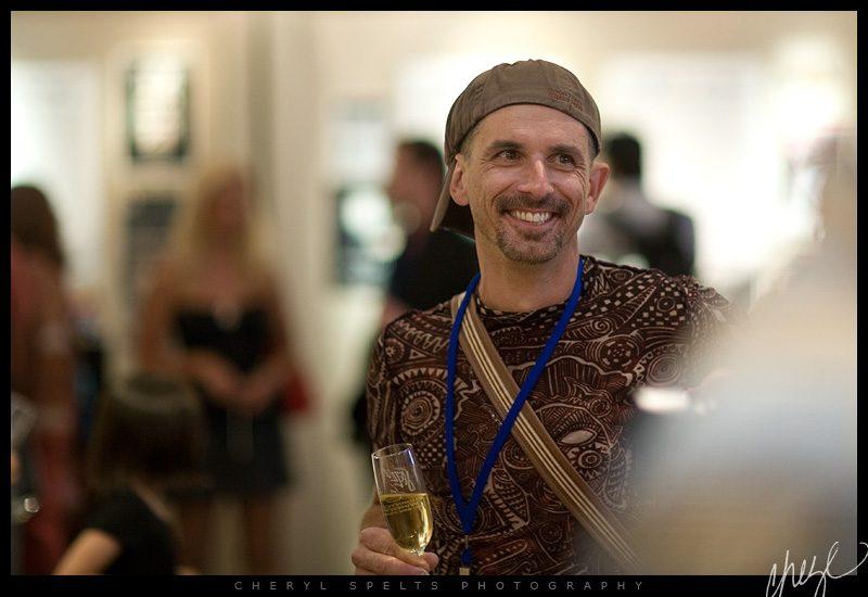 Gregory Mannino, Fallbrook Film Festival // Photo: Cheryl Spelts