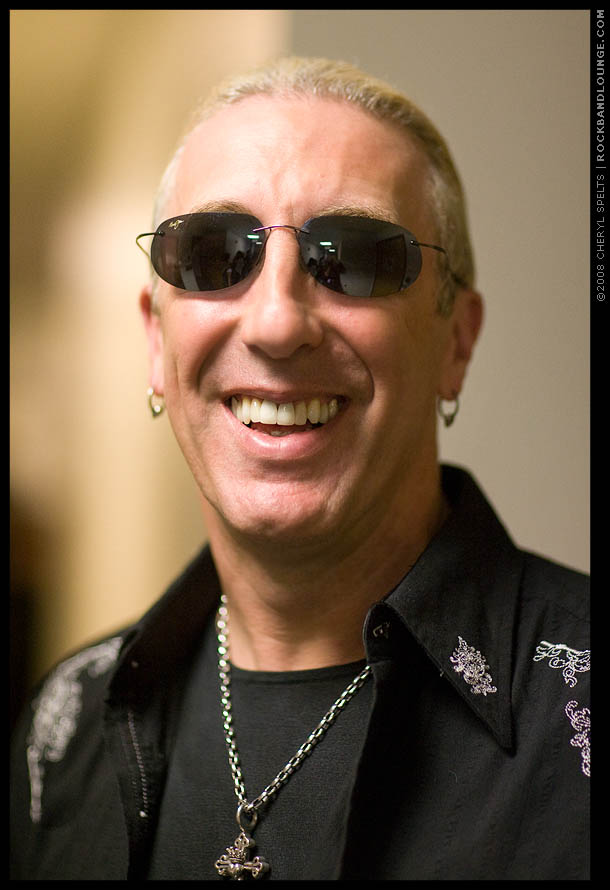 Dee Snider // Photo: Cheryl Spelts