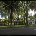 Old Houses in Riverside, California