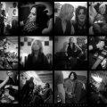 Backstage with LA Guns // Photo: Cheryl Spelts