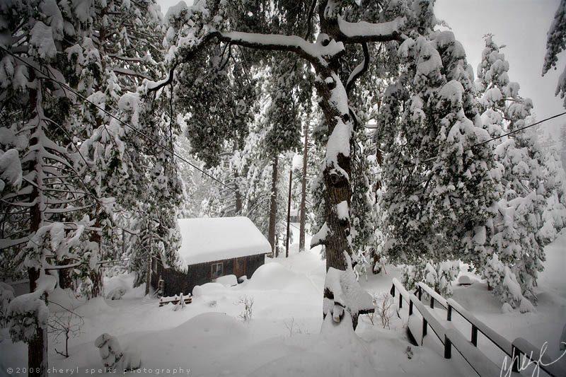 Idyllwild Snow // Photo: Cheryl Spelts