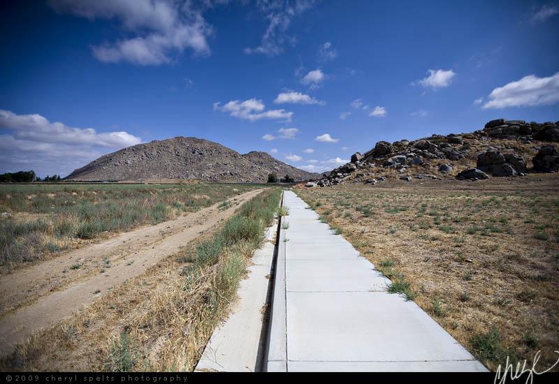 Sidewalk to Nowhere // Photo: Cheryl Spelts