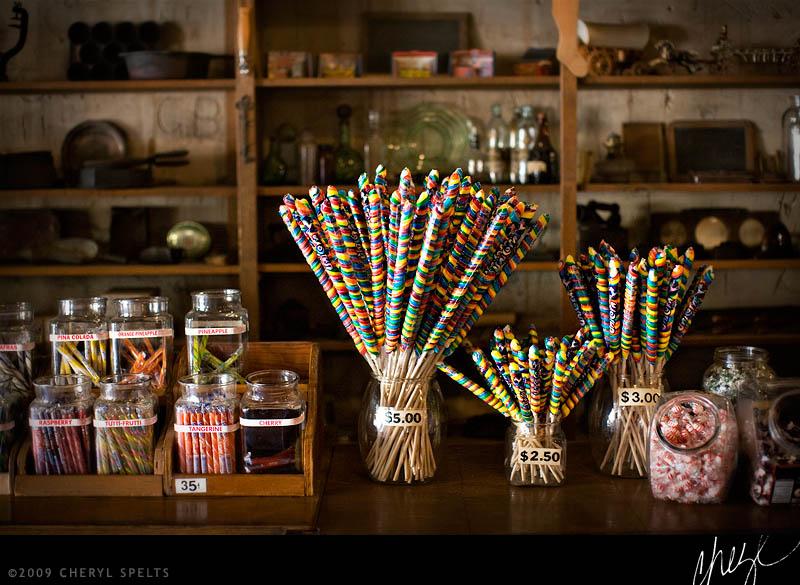 Candy Shop // Photo: Cheryl Spelts
