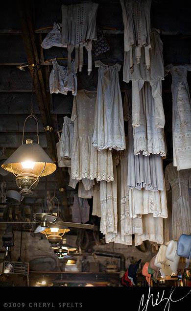 Vintage Laundry // Photo: Cheryl Spelts