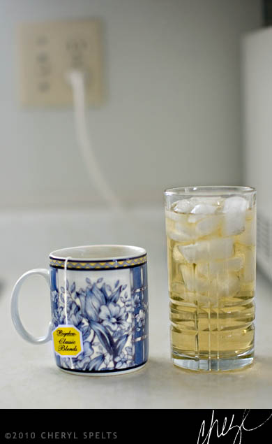 Green Tea // Photo: Cheryl Spelts