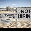 Not Hiring, Ontario, California // Photo: Cheryl Spelts