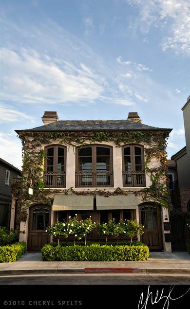 Downtown Newport Beach // Photo: Cheryl Spelts