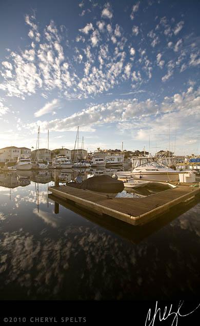 Docking in Newport // Photo: Cheryl Spelts