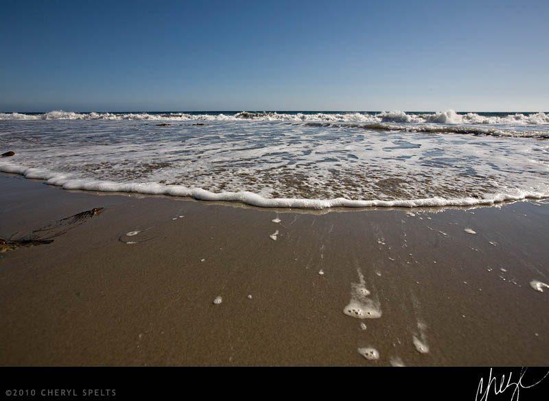 The Ocean // Photo: Cheryl Spelts