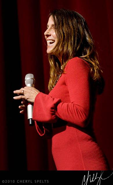 Martha Quinn // Photo: Cheryl Spelts