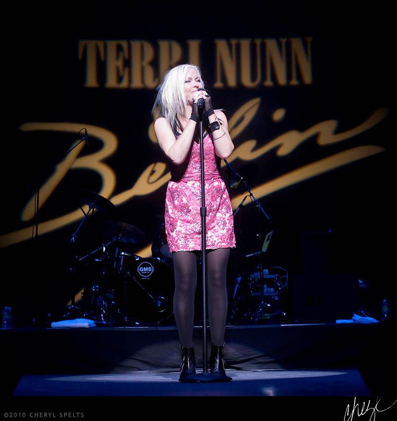 Terri Nunn // Photo: Cheryl Spelts