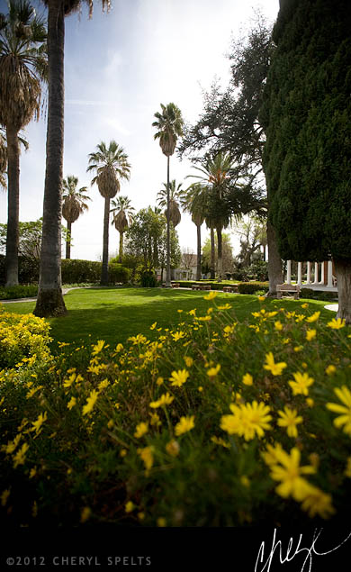 The Grounds of the Estudillo Mansion // Photo: Cheryl Spelts