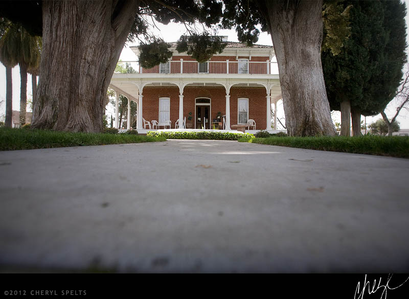 Estudillo Mansion in 2012 // Photo: Cheryl Spelts