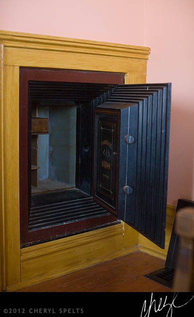 Victorian Safe // Photo: Cheryl Spelts