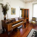 Victorian Era Music Room // Photo: Cheryl Spelts