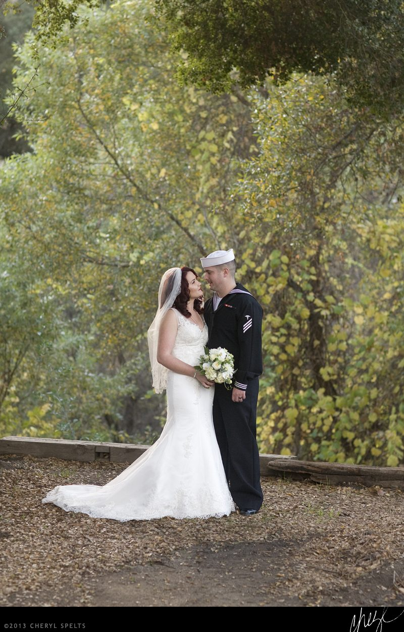 Fallbrook Wedding // Photo: Cheryl Spelts