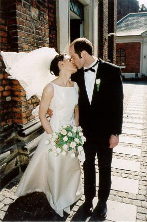 Wedding in Copenhagen // Photo: Cheryl Spelts