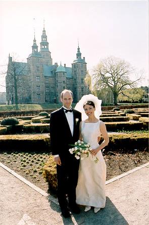 Rosenborg Castle in Copenhagen // Photo: Cheryl Spelts