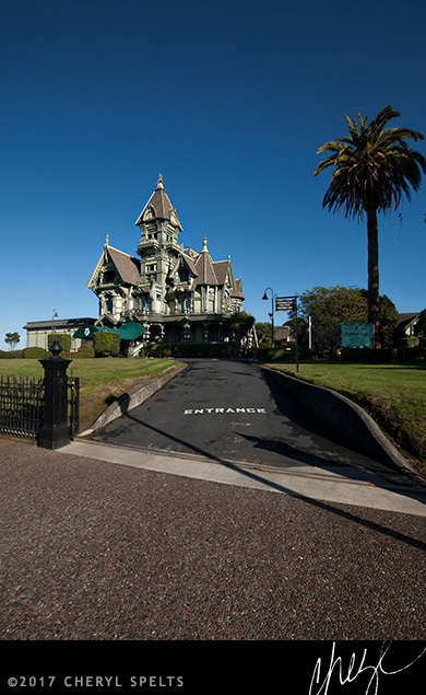 The Carson Mansion // Photo: Cheryl Spelts