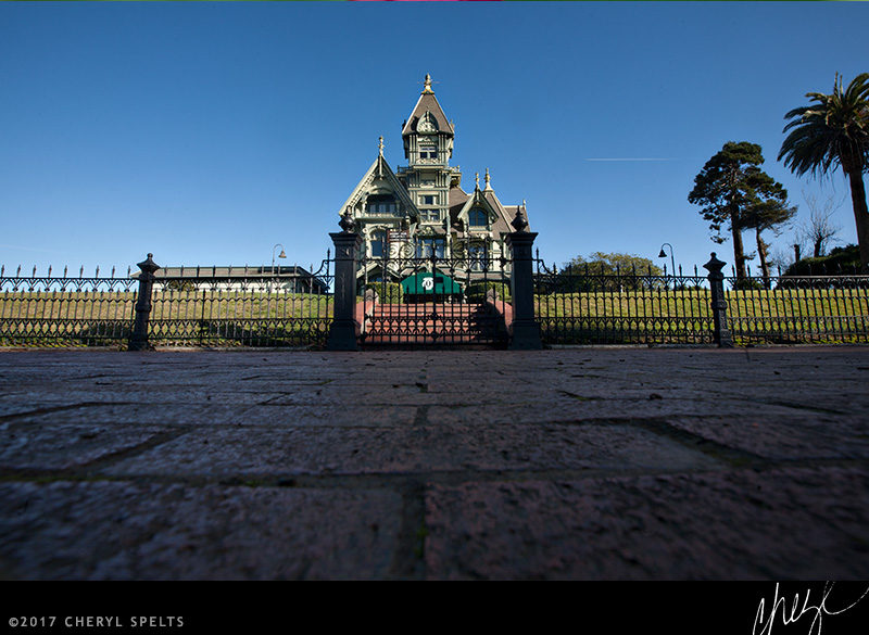 Carson Mansion, Eureka, California // Photo: Cheryl Spelts