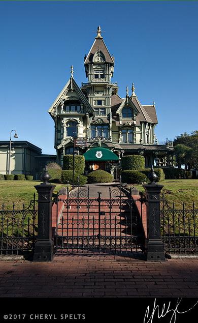The Carson Mansion // Photo: Cheryl Spelts