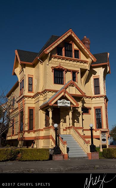 The Carter House Inn // Photo: Cheryl Spelts